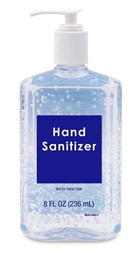 Hand Sanitizer And Dangerous Blood Alcohol Levels