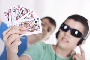 Mit gambling students